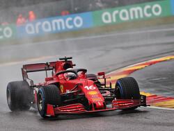 Charles Leclerc heeft het te doen met de fans na deceptie op Spa-Francorchamps