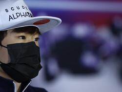 Yuki Tsunoda komt veel snelheid en zelfvertrouwen tekort op vrijdag in Rusland