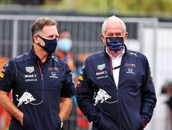 """Helmut Marko: """"Je kunt het niet plannen dat je allebei uit de race ligt"""""""