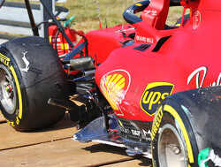 Crash Sainz zorgt voor rode vlag VT2 Monza