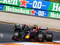 Max Verstappen worstelt met onbalans aan de voorkant en wheelspin uitkomen bochten
