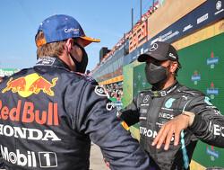 Lewis Hamilton heeft vrede met zijn tweede plek op Zandvoort