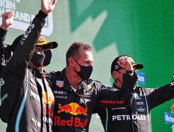 Mercedes wil in Monza de leiding in het WK weer terug veroveren