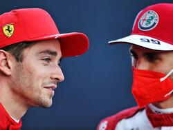 """Charles Leclerc naar zesde positie in sprintrace voor Tifosi: """"Dit was het beste dat wij konden"""""""