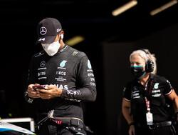 """Hamilton: """"Incidenten zijn onderdeel van de sport"""""""