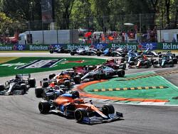 Miljoenen TV-kijkers in Nederland zien Max Verstappen en Lewis Hamilton crashen op Monza