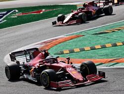 """Ferrari verliest derde plaats aan McLaren in Monza: """"Wij hebben alles gegeven"""""""