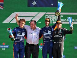 """Norris over Monza-successen: """"Geeft ons vertrouwen voor de toekomst"""""""