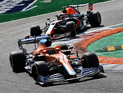 """Horner ziet concurrentie McLaren: """"Geen grote verrassing"""""""