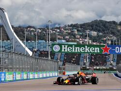 <b> Samenvatting VT2 GP Rusland: </b>Bottas en Hamilton klap sneller dan Verstappen in Sotsji, Nederlander mist topsnelheid