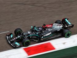 <b> Samenvatting F1 GP Rusland: </b>Hamilton wint in nat Sotsji, sensationele tweede plaats Verstappen voor Sainz