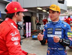 "Norris te spreken over teammaatjes: ""Daniel heel anders dan Carlos"""