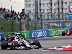 """Räikkönen pakt punten maar is niet tevreden: """"Liever een positie hoger"""""""