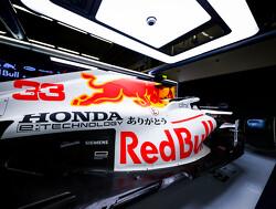 Weer speciale livery voor Red Bull: Acura stickers voor COTA
