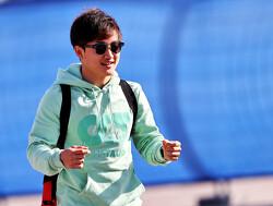 Yuki Tsunoda mist Japan én ontbeert het aan snelheid tijdens VT1  in Turkije