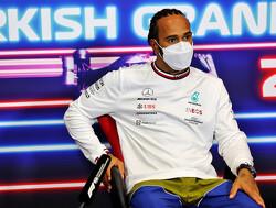 """Palmer maakt zich zorgen: """"Hamilton voor het eerst de favoriet"""""""