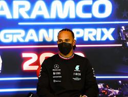 """Hamilton nog lang niet zeker van zijn zaak: """"Werk aan de winkel vanavond"""""""