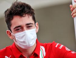 """Leclerc helemaal gesloopt: """"Misschien wel de fysiek zwaarste race"""""""