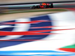 Voorlopige startopstelling United States Formule 1 Grand Prix