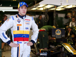 Rodolfo Gonzalez gets to test for Caterham in Mugello