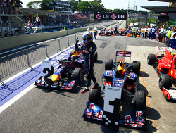 Weekend review: Eindstanden Formule 1 & GP2 Series