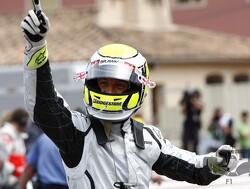 8 jaar geleden: de sprint van Jenson Button naar het podium