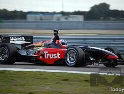 Doornbos kan zich vinden in fusie Champ Car en IRL