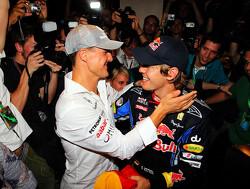 """Mick Schumacher: """"Net als iedere coureur wil ik wereldkampioen worden in de Formule 1"""""""