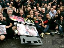 """Tost: """"Sebastian Vettel niet iemand die als veldvulling wil dienen"""""""