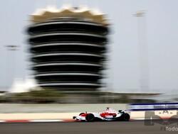 Bahrein 2006: alles was anders dan anders