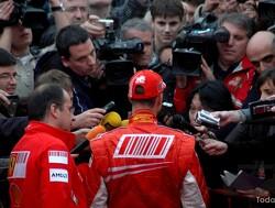 Oud-manager Willi Weber van Michael Schumacher heeft een beroerte gehad