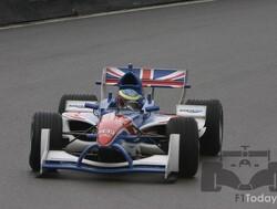 Tony Teixeira houdt Team Groot-Brittannië in leven