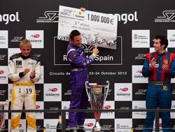 Superleague Formula houdt vast aan hoofdprijs van 1 miljoen euro
