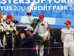Masters: Will Felix Rosenqvist be able to defend his title?