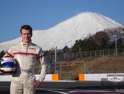 Carlo van Dam snelste tijdens eerste test