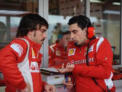 Alonso heeft geen spijt van transfers naar Ferrari en McLaren