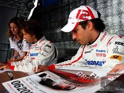 Timo Glock zaait verwarring met F1 'seatfitting'