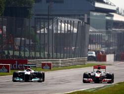 2001: Hamilton en Rosberg nemen het op tegen Schumacher in de World Kart Championships