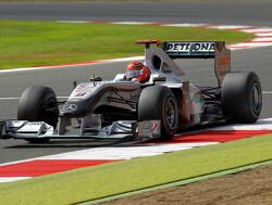 De dag dat Schumacher zijn rentree aankondigde
