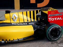 Renault works team set for yellow livery in 2016