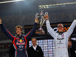 Vettel is legitimate heir of Schumacher - Villeneuve