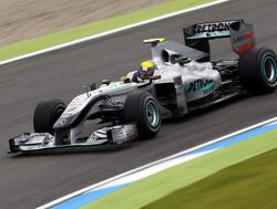 Mercedes spreekt zich met een mooi verhaal uit over de W01