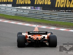 Team Nederland verzorgt demo bij Rizla Racing Day