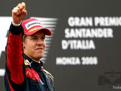 Remembering Sebastian Vettel's first win
