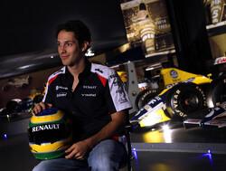 Bruno Senna viert vandaag zijn 35e verjaardag