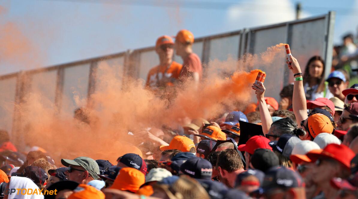 Spanning bouwt zich op vooraf aan de start van de Grand Prix van Hongarije