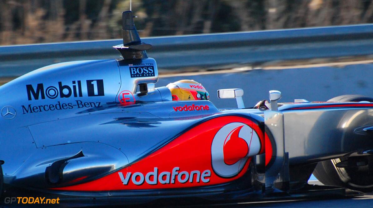 'Lewis Hamilton teleurgesteld in nieuwe McLaren MP4-27'