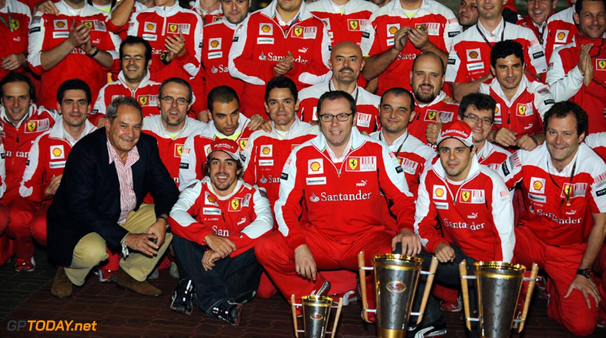 Domenicali roept Ferrari op om concentratie vast te houden