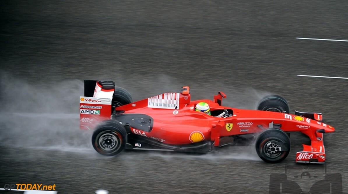 """Felipe Massa: """"Ons kampioenschap moet nog beginnen"""""""
