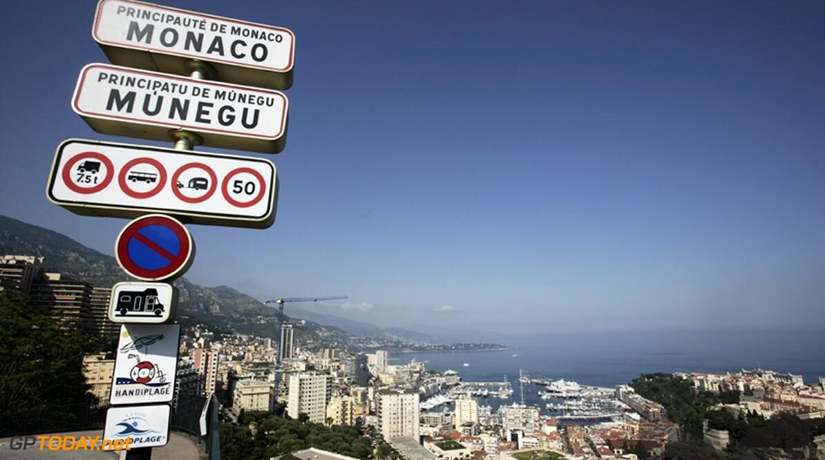 Monaco 2010 week eerder om logistieke problemen te voorkomen